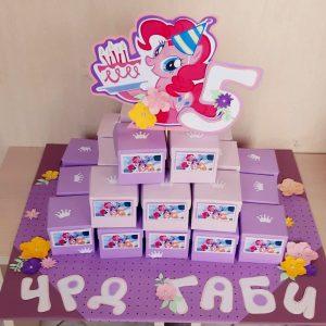 рожден ден my little pony