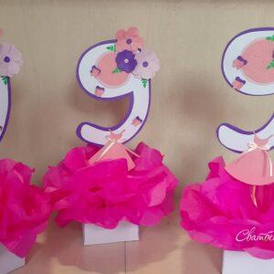 украса за детски рожден ден