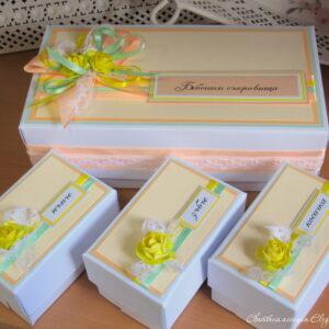 бебешки кутийки Варна